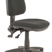 Storm - 2 lever mid back chair