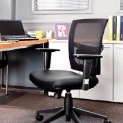 Brio Mesh Back Chair